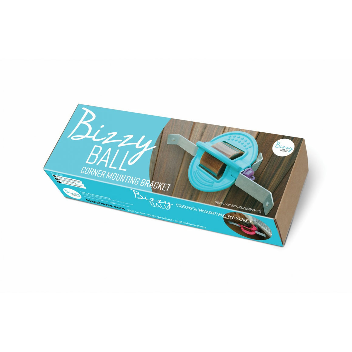 Bizzy Horse Corner Mounting Bracket for Bizzy Ball