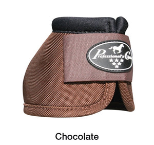 Professional's Choice Ballistic Bell Boots Chocolate