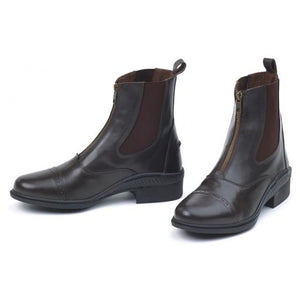 Ovation Aeros Ladies Show Zipper Paddock Boot