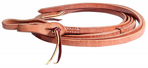Professional's Choice Schutz Leather Pineapple Knot Split Reins