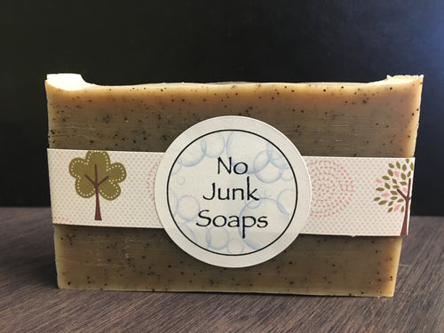 Mocha Scent Sucker Soap