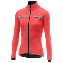 Load image into Gallery viewer, Castelli Dinamica Jacket - Brilliant Pink | VeloVixen