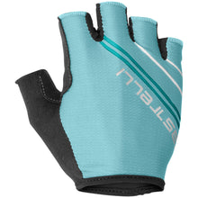 Load image into Gallery viewer, Castelli Dolcissima 2 Glove - Light Turquoise/Marine Blue