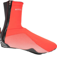 Load image into Gallery viewer, Castelli Dinamica W Shoecover - Red | VeloVixen