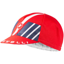 Load image into Gallery viewer, Castelli Hors Categorie Cap - Red