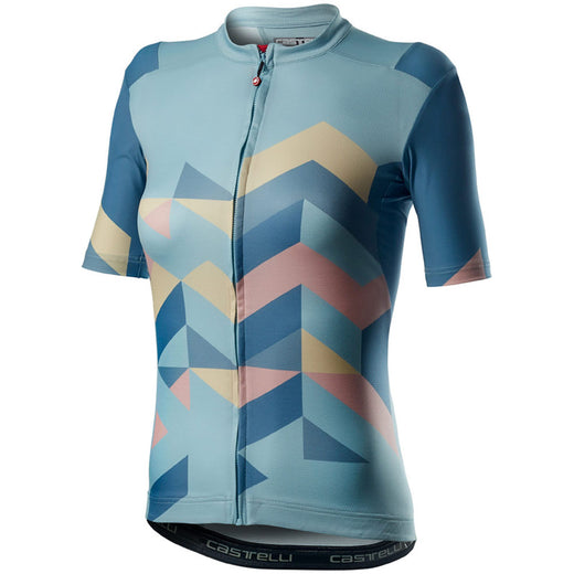 Castelli Unlimited Jersey - Winter Sky