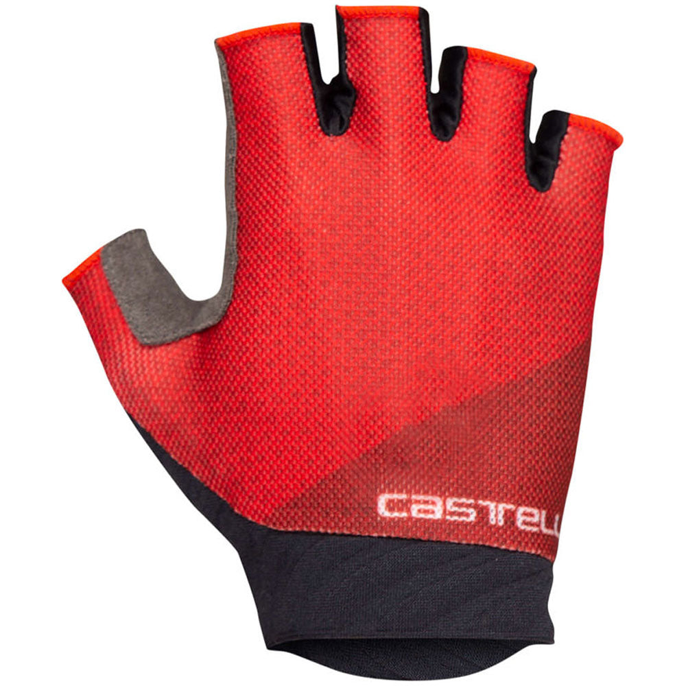 Castelli Roubaix Gel 2 Glove - Red