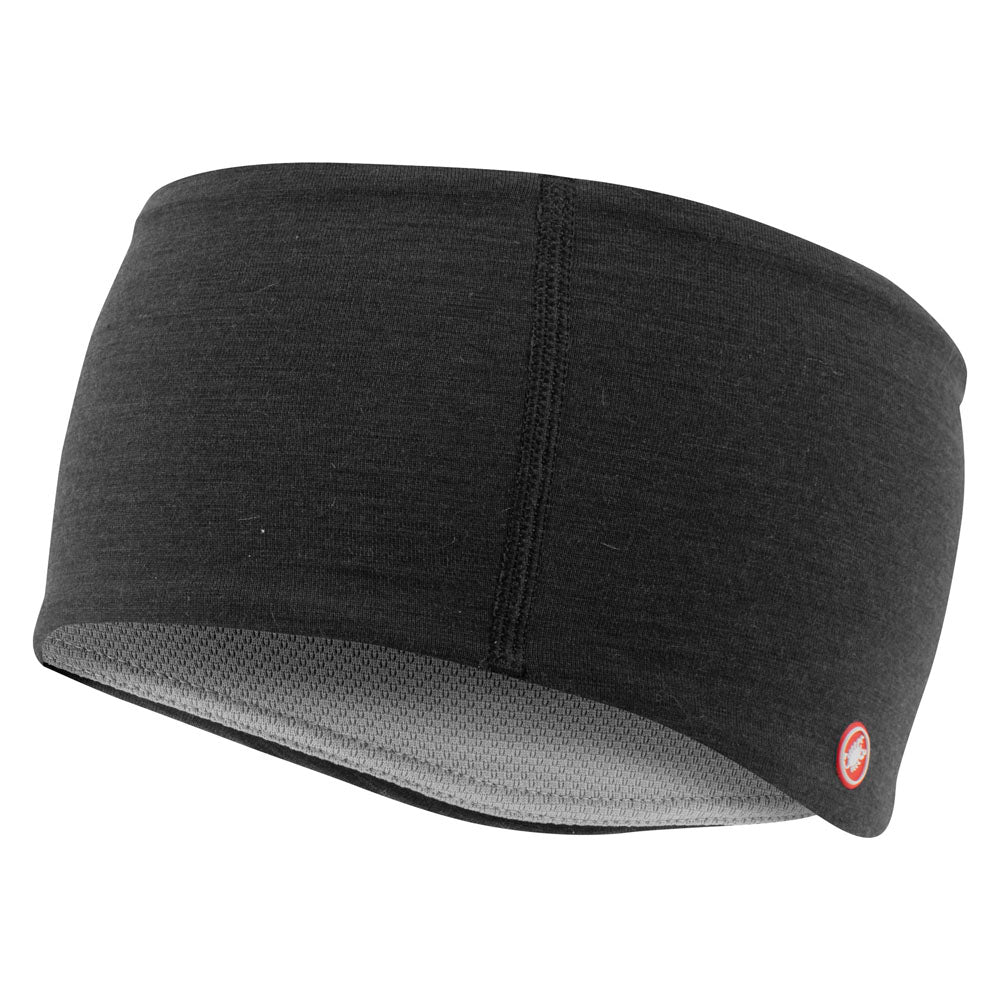 Castelli Bandito Headband - Light Black