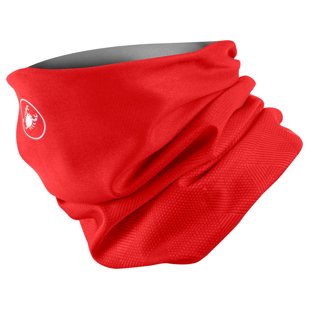 Castelli Pro Thermal Head Thingy - Red