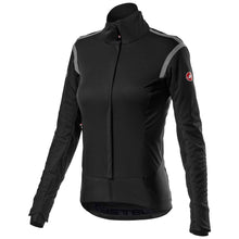 Load image into Gallery viewer, Castelli Alpha Ros 2 W Light Jacket - Light Black | VeloVixen