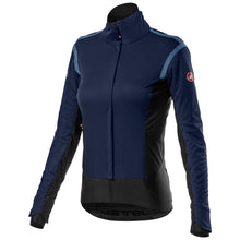Load image into Gallery viewer, Castelli Alpha Ros 2 W Light Jacket - Savile Blue | VeloVixen