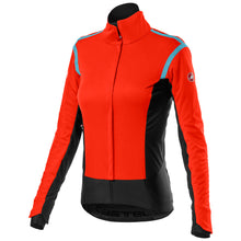 Load image into Gallery viewer, Castelli Alpha Ros 2 W Light Jacket - Fiery Red | VeloVixen