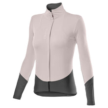 Load image into Gallery viewer, Castelli Beta Ros W Jacket - Ivory/Dark Gray | VeloVixen