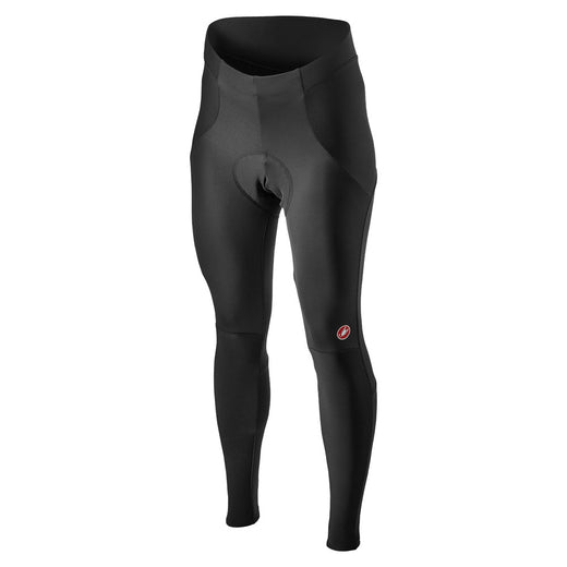 Castelli Sorpasso Ros W Tight - Black/Brilliant Pink | VeloVixen