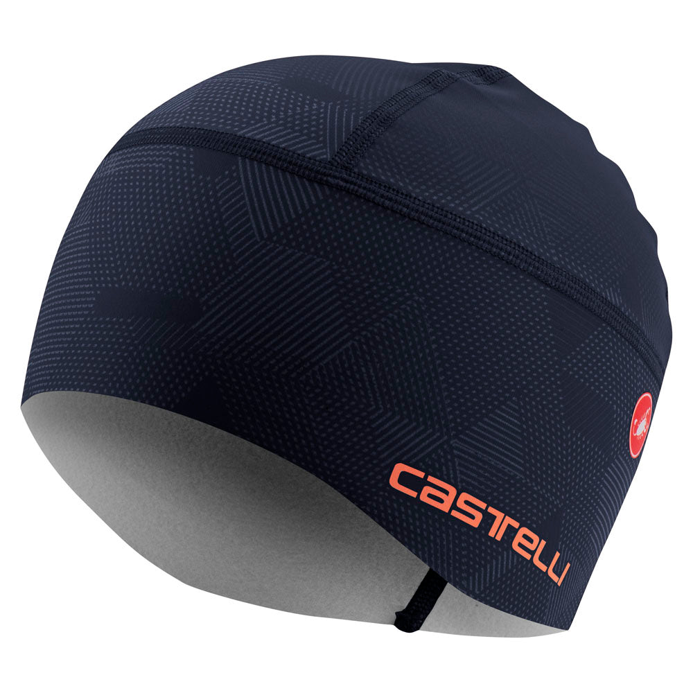 Castelli Pro Thermal W Skully - Savile Blue