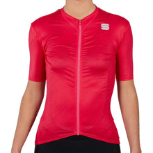 Load image into Gallery viewer, Sportful Flare Women's Jersey - Raspberry | VeloVixen