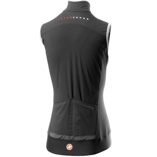 Castelli Perfetto Ros W Vest - Light Black