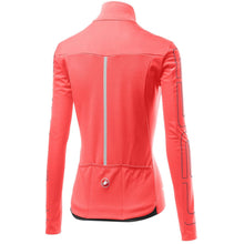 Load image into Gallery viewer, Castelli Transition W Jacket - Brilliant Pink/Dark Steel Blue