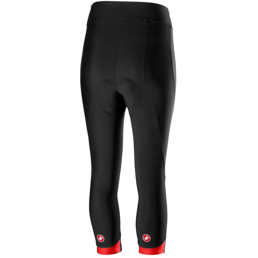 Castelli Velocissima Knicker - Black/Red