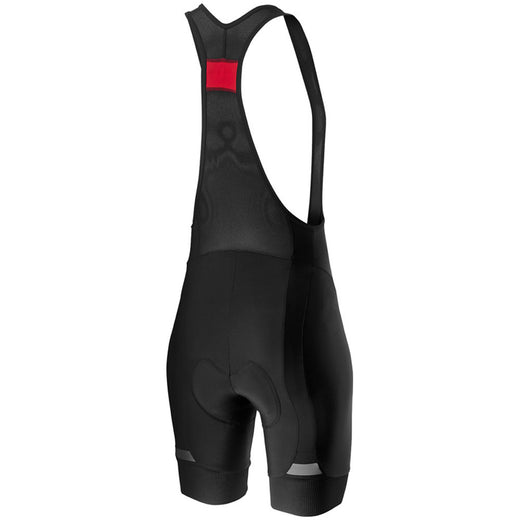 Castelli Prima Bibshort - Black/Dark Gray