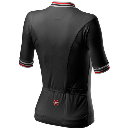 Castelli Promessa 3 Jersey - Light Black