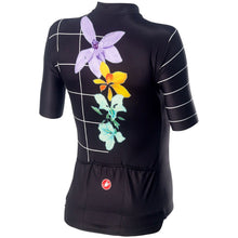 Load image into Gallery viewer, Castelli Fiorita Jersey - Black