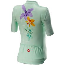 Load image into Gallery viewer, Castelli Fiorita Jersey - Light Turquoise