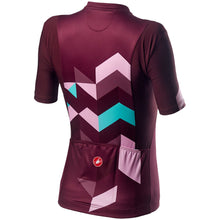 Load image into Gallery viewer, Castelli Unlimited Jersey - Sangria
