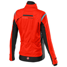 Load image into Gallery viewer, Castelli Alpha Ros 2 W Light Jacket - Fiery Red