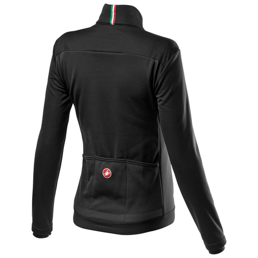 Castelli Como W Jacket - Light Black
