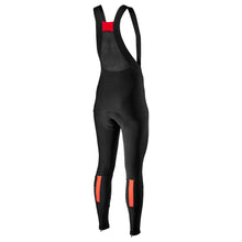 Load image into Gallery viewer, Castelli Sorpasso Ros W Bibtight - Black/Brilliant Pink