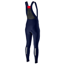Load image into Gallery viewer, Castelli Sorpasso Ros W Bibtight - Savile Blue/Reflex