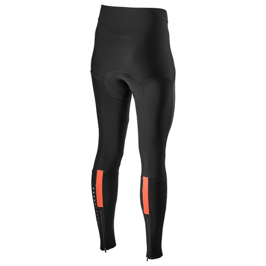 Castelli Sorpasso Ros W Tight - Black/Brilliant Pink