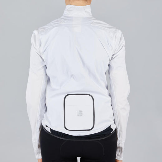Sportful Hot Pack NoRain Women's Jacket - White