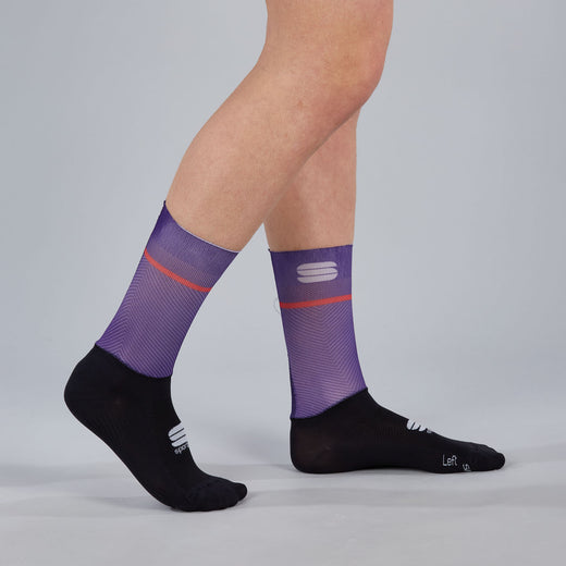Sportful Light Women's Socks - Violet