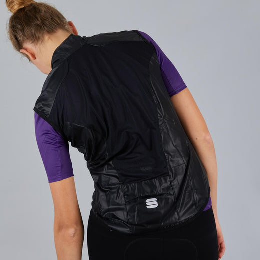 Sportful Hot Pack Easylight Women's Vest - Black