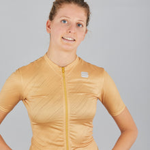 Load image into Gallery viewer, Sportful Flare Women's Jersey - Gold