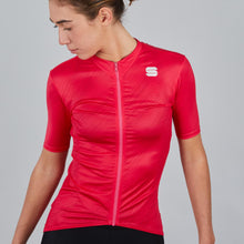 Load image into Gallery viewer, Sportful Flare Women's Jersey - Raspberry