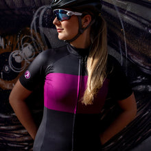 Load image into Gallery viewer, Stolen Goat Bodyline Womens Cycling Jersey - Blockhead