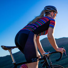 Load image into Gallery viewer, Stolen Goat Bodyline Womens Cycling Jersey - Hypervelocity 19
