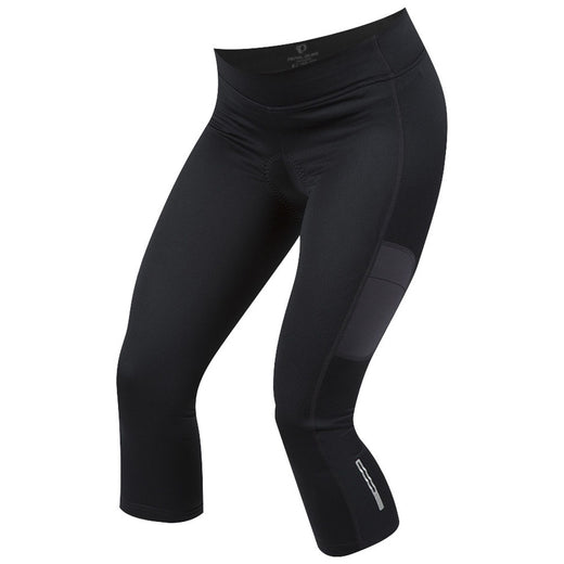 Pearl Izumi W Sugar Thermal 3/4 Cycling Tights - Black | VeloVixen