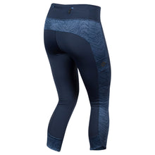 Load image into Gallery viewer, Pearl Izumi Studio 3/4 Tight - Navy Phyllite