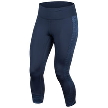 Load image into Gallery viewer, Pearl Izumi Studio 3/4 Tight - Navy Phyllite | VeloVixen