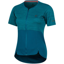 Load image into Gallery viewer, Pearl Izumi Symphony Jersey - Teal/Breeze | VeloVixen