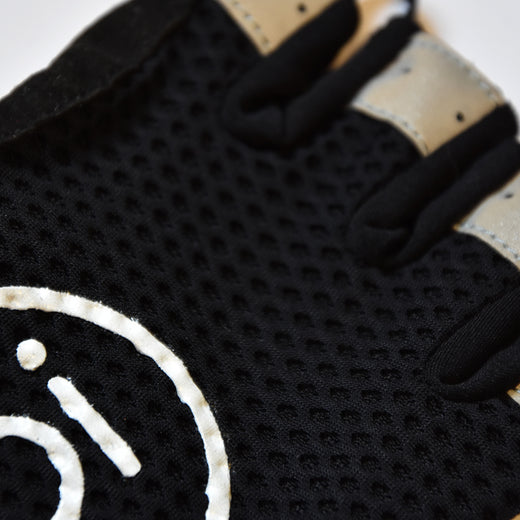 Rivelo Burway Cycling Gloves (Black/White)