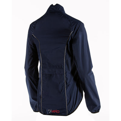 Rivelo Garrowby Packable Jacket - Navy