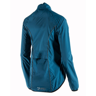 Rivelo Garrowby Packable Jacket - Teal