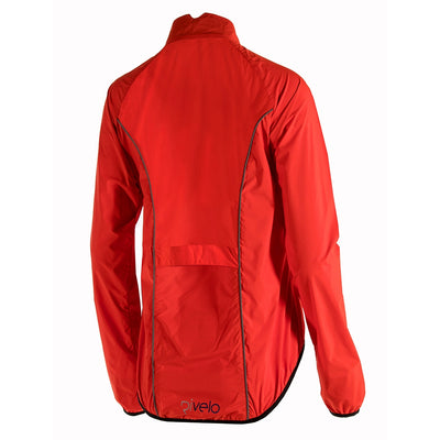 Rivelo Garrowby Packable Jacket - Orange