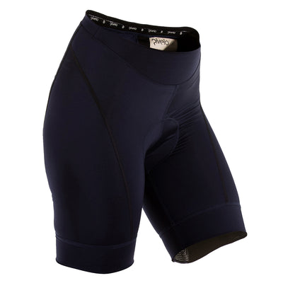 Rivelo Womens Fairoak Shorts - Navy
