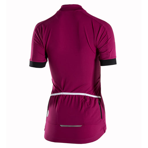 Rivelo Womens Ditchling Jersey - Magenta